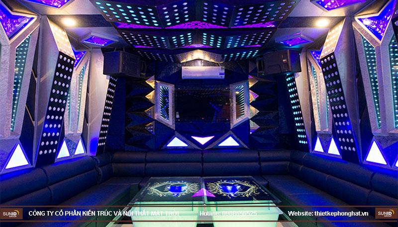 22 mẫu thiết kế phòng karaoke đẹ năm 2018 ảnh 16
