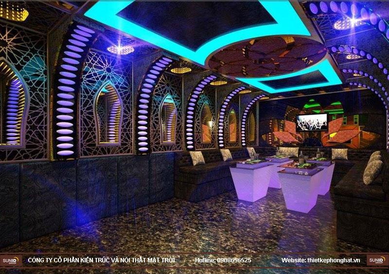 22 mẫu thiết kế phòng karaoke đẹ năm 2018 ảnh 17