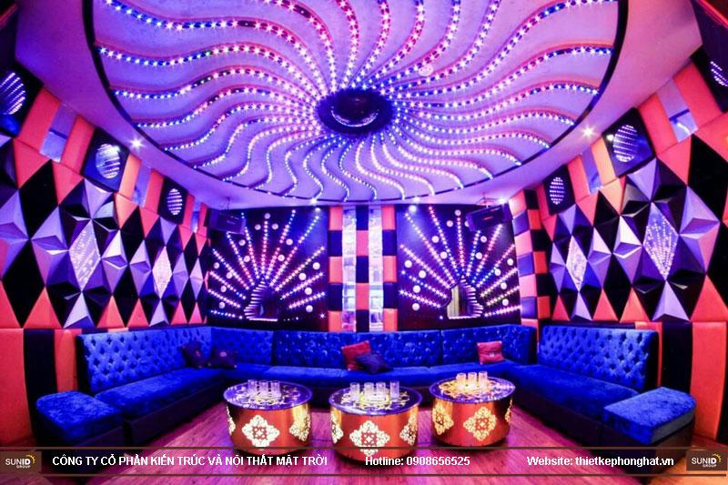 22 mẫu thiết kế phòng karaoke đẹ năm 2018 ảnh 19