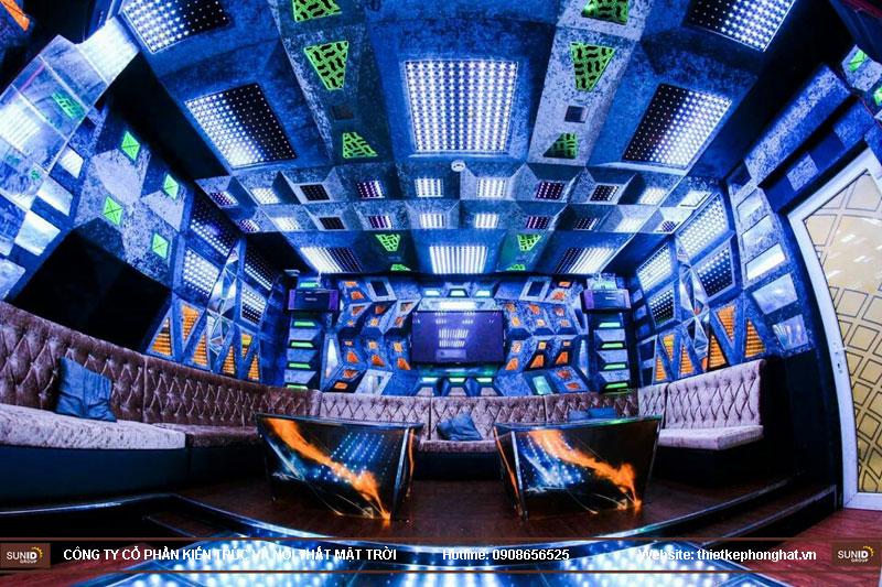 22 mẫu thiết kế phòng karaoke đẹ năm 2018 ảnh 22