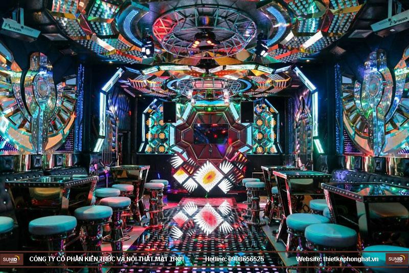 22 mẫu thiết kế phòng karaoke đẹ năm 2018 ảnh 5