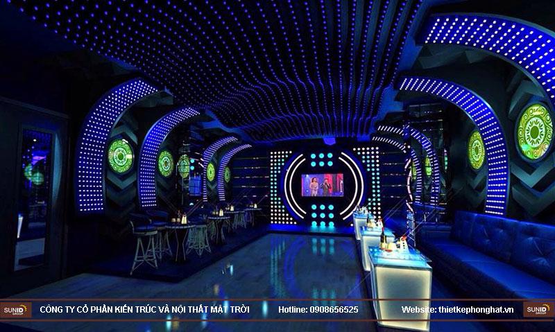 22 mẫu thiết kế phòng karaoke đẹ năm 2018 ảnh 7