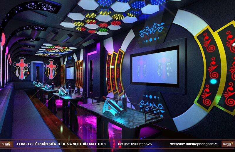 22 mẫu thiết kế phòng karaoke đẹ năm 2018 ảnh 8