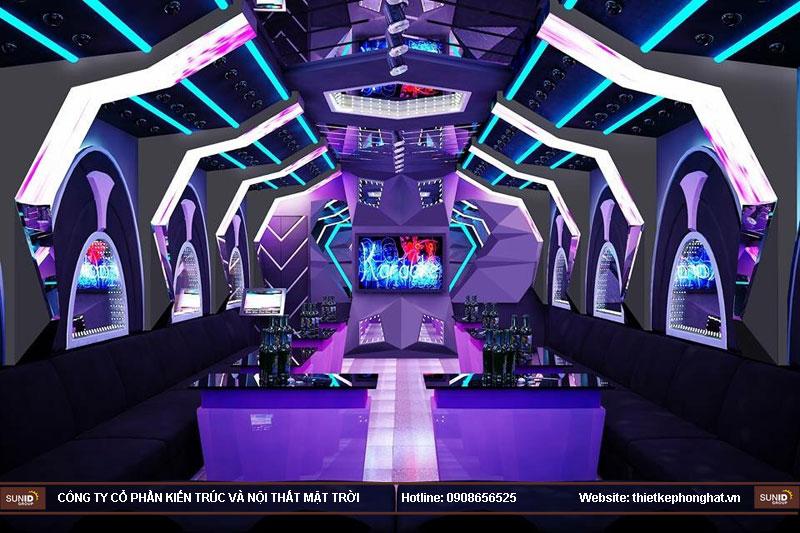 22 mẫu thiết kế phòng karaoke đẹ năm 2018 ảnh 9