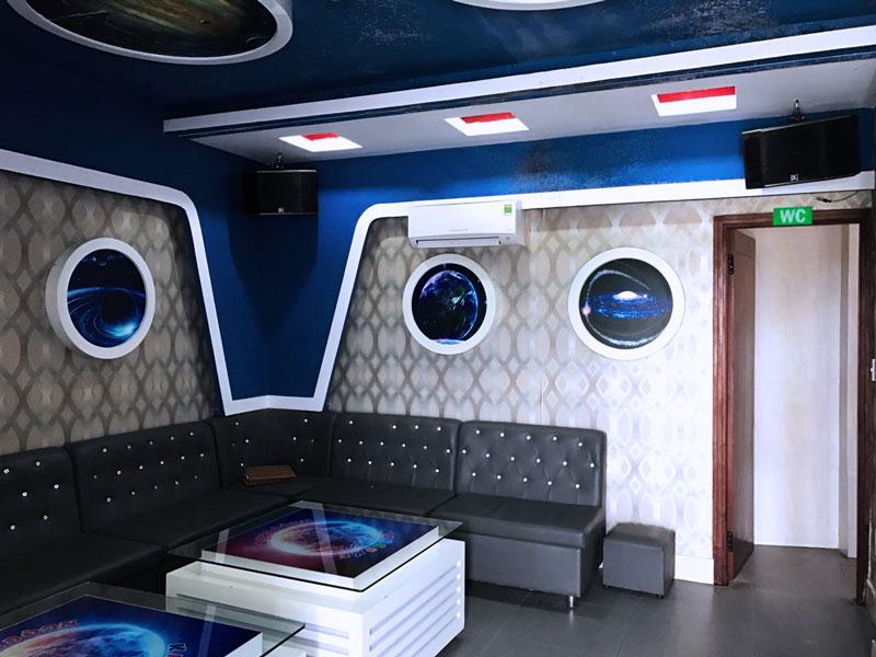 thiết kế phòng karaoke thể thao3