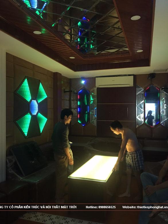 thi công phòng karaoke gia đình tại hoàn kiếm hà nội4