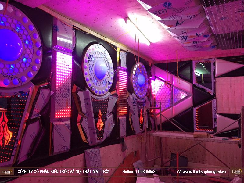 thi công phòng karaoke tại hoàng mai hà nội16
