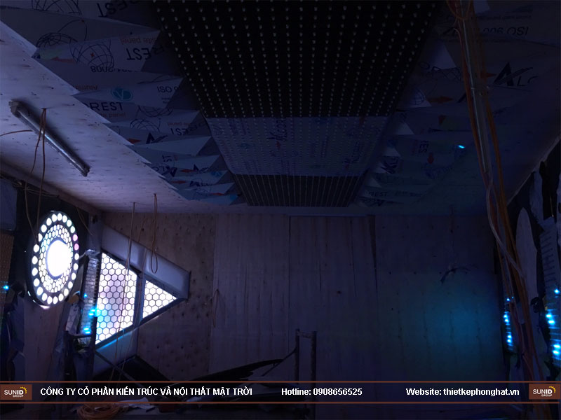 thi công phòng karaoke tại hoàng mai hà nội5