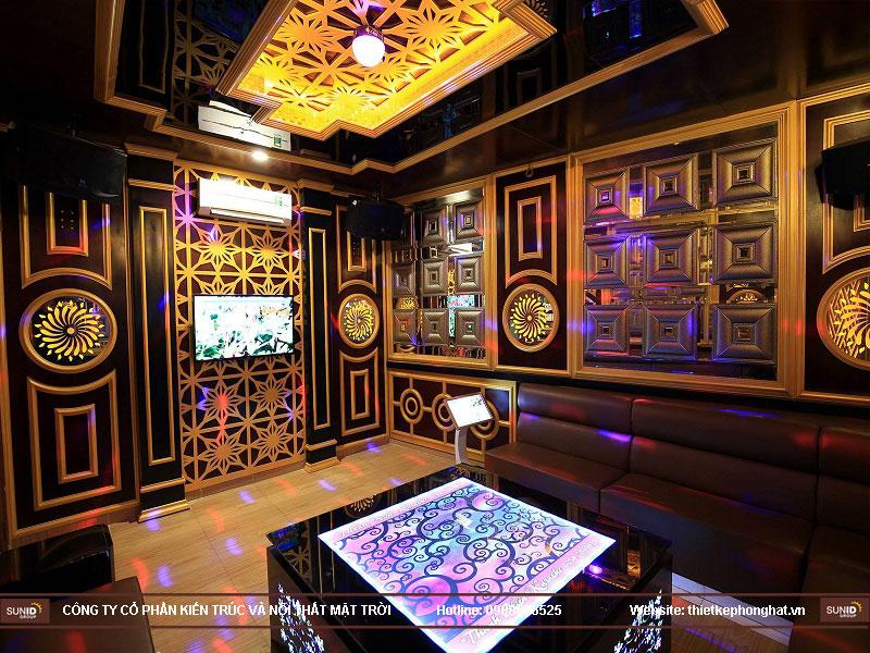 thiết kế phòng karaoke đơn giản sang trọng 14