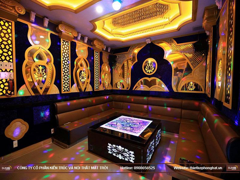 thiết kế phòng karaoke đơn giản sang trọng 15