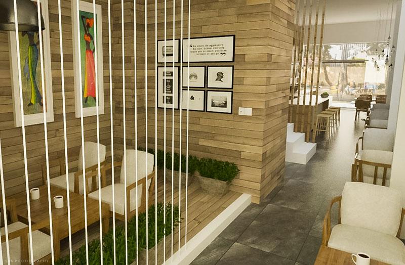 thiết kế quán cafe diện tích nhỏ1