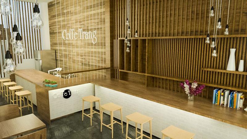 thiết kế quán cafe diện tích nhỏ3