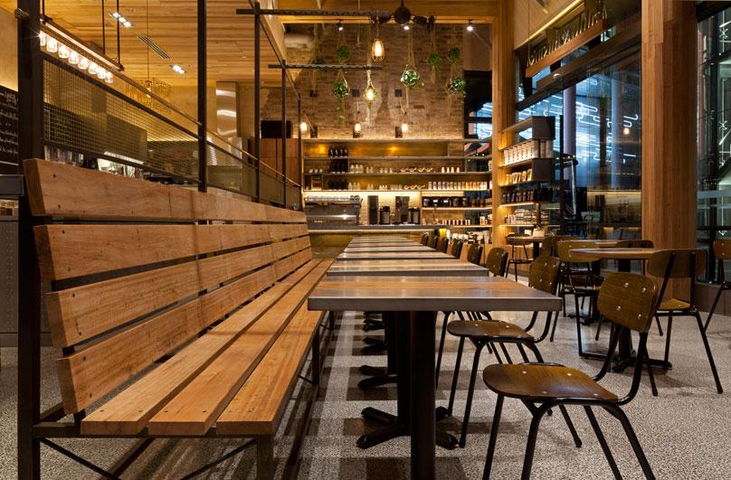 thiết kế quán cafe nhỏ hiện đại 51