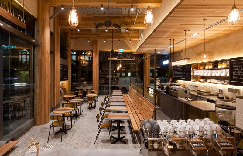 thiết kế quán cafe nhỏ hiện đại 52