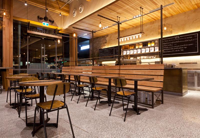 thiết kế quán cafe nhỏ hiện đại 53