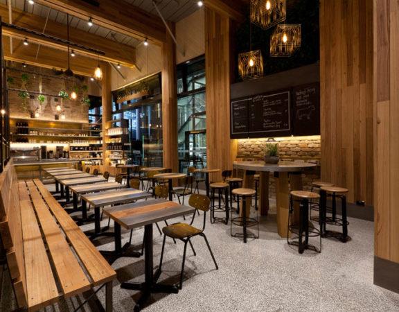 thiết kế quán cafe nhỏ hiện đại 54