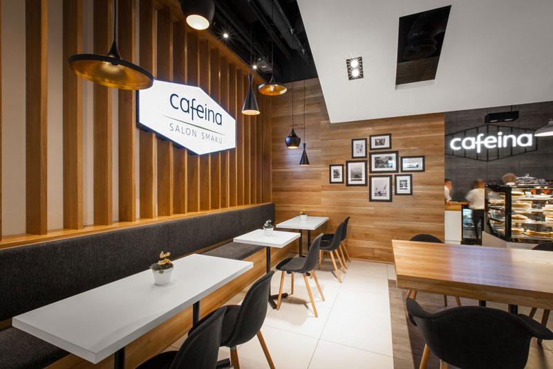 phong cách cafe contemporaty đương đại