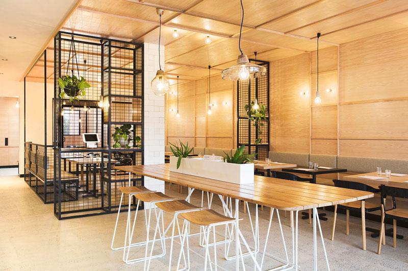 phong cách cafe modern hiện đại2