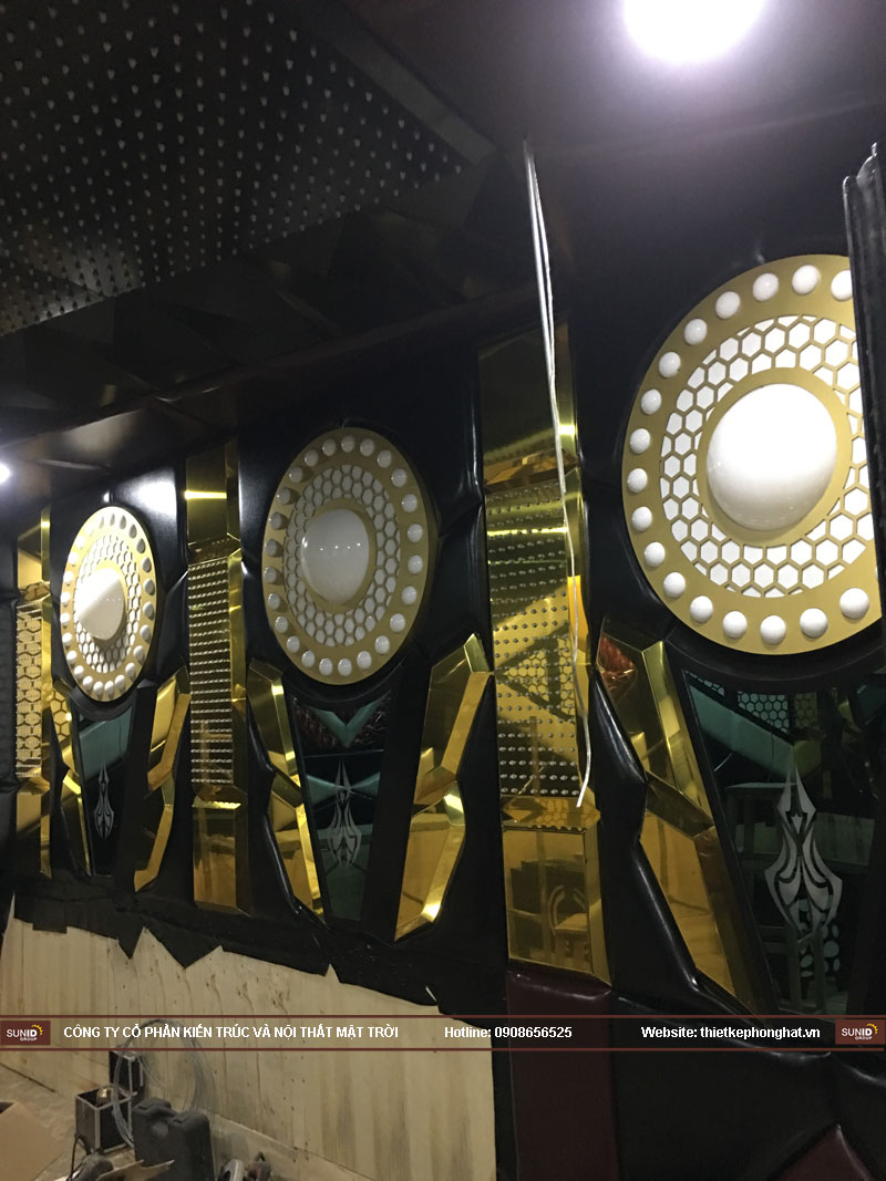 cải tạo nâng cấp phòng karaoke 17