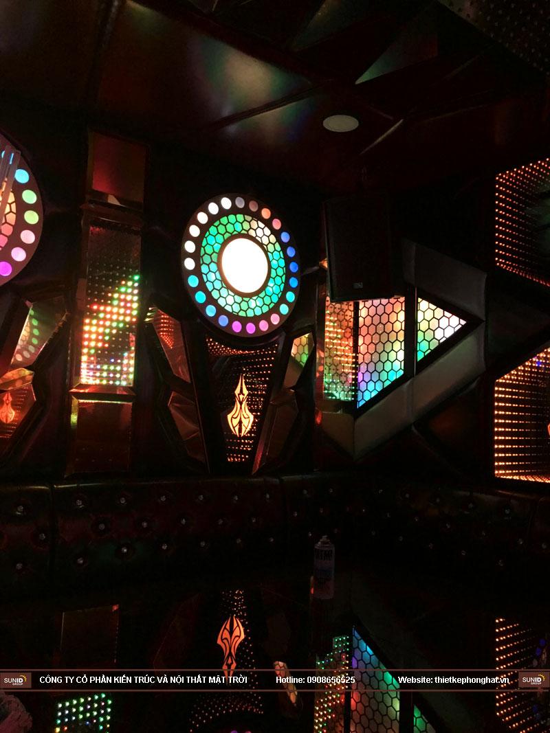 cải tạo nâng cấp phòng karaoke 27