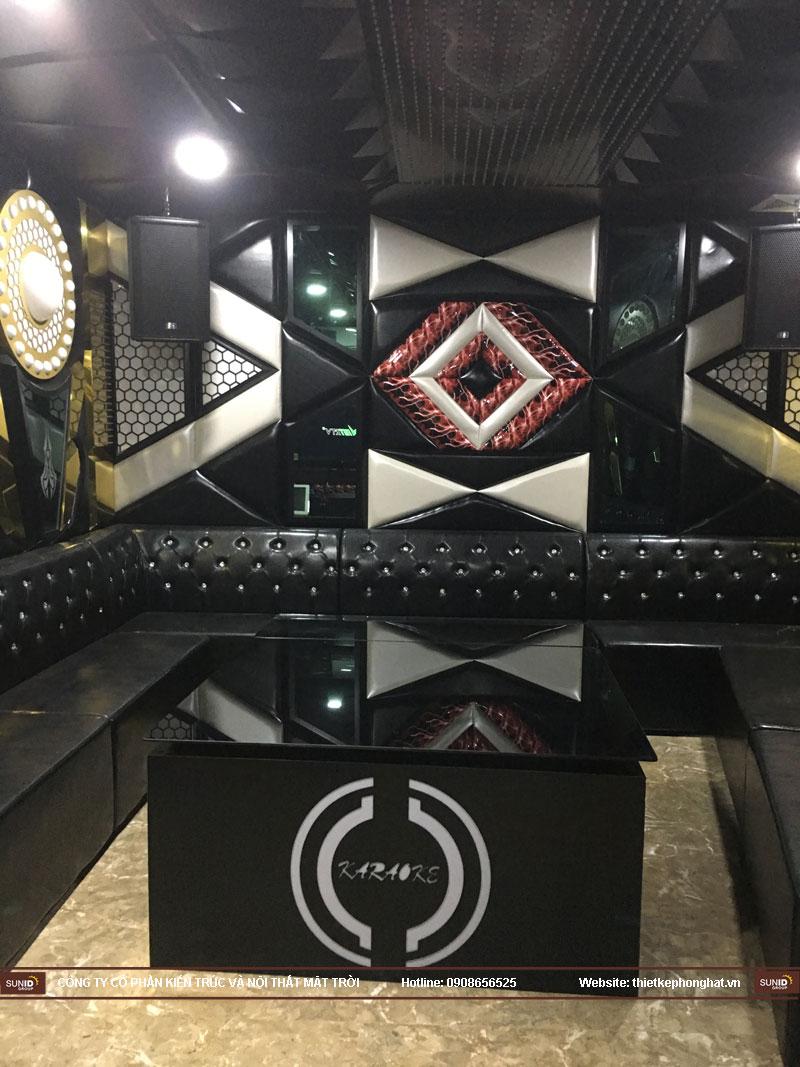 cải tạo nâng cấp phòng karaoke 28