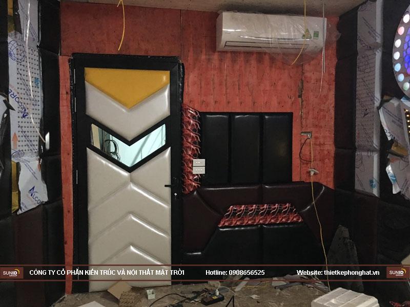 cải tạo nâng cấp phòng karaoke 9
