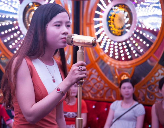 lợi ích của việc hát karaoke 2