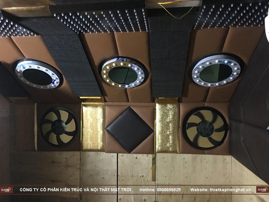 thi công phòng hát karaoke 20 m2 ảnh 16