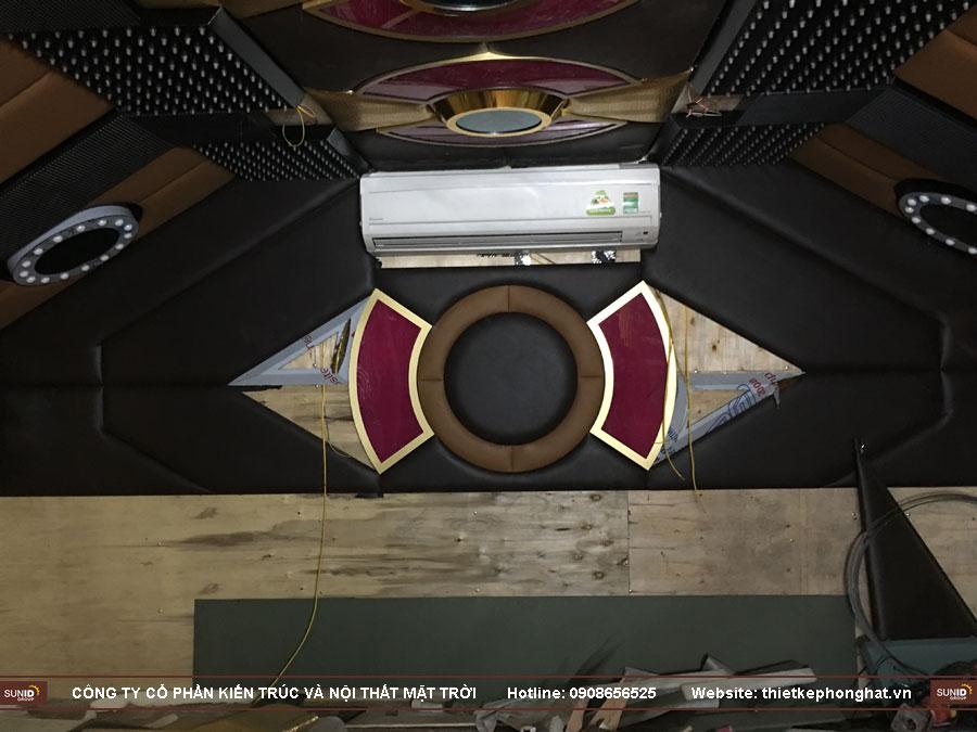 thi công phòng hát karaoke 20 m2 ảnh 17