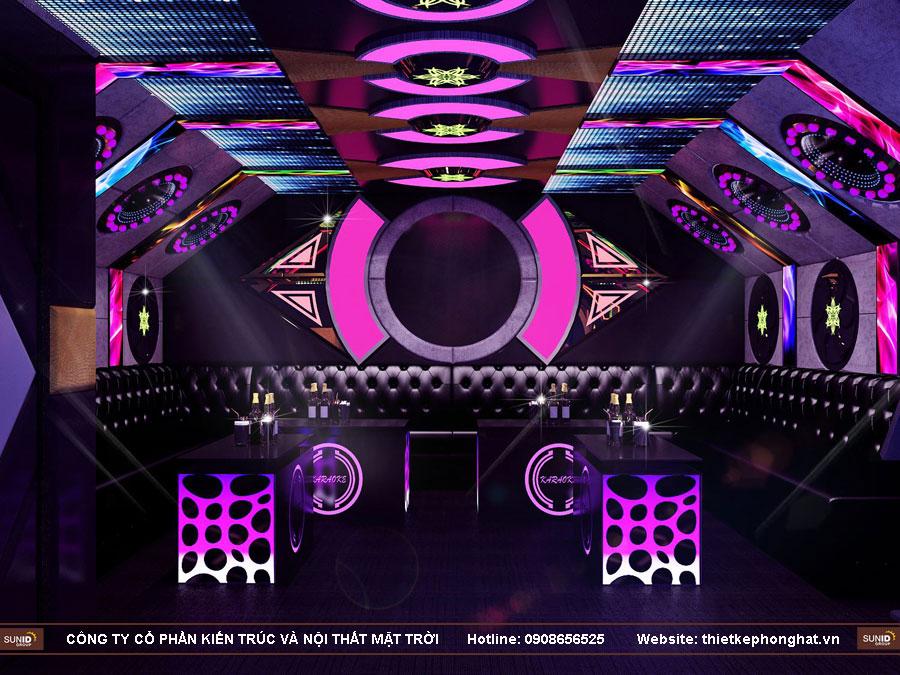 thi công phòng hát karaoke 20 m2 ảnh 6