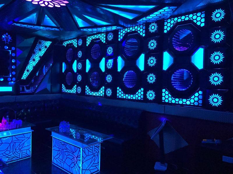 Thiết kế phòng karaoke tại Vĩnh Phúc 11