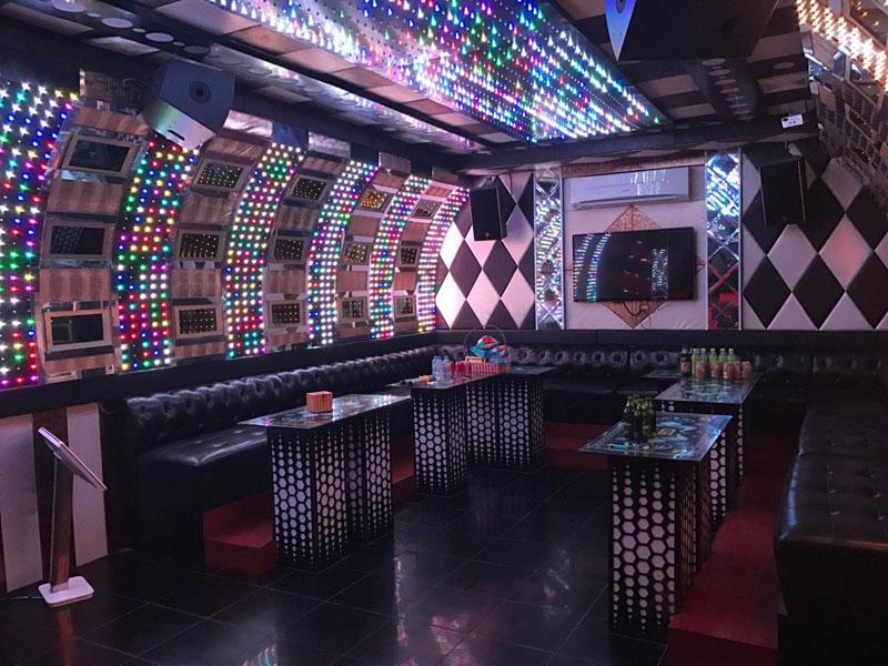 Thiết kế phòng karaoke tại Vĩnh Phúc 12