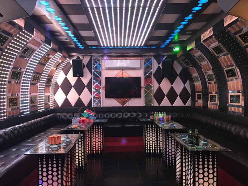 Thiết kế phòng karaoke tại Vĩnh Phúc 13
