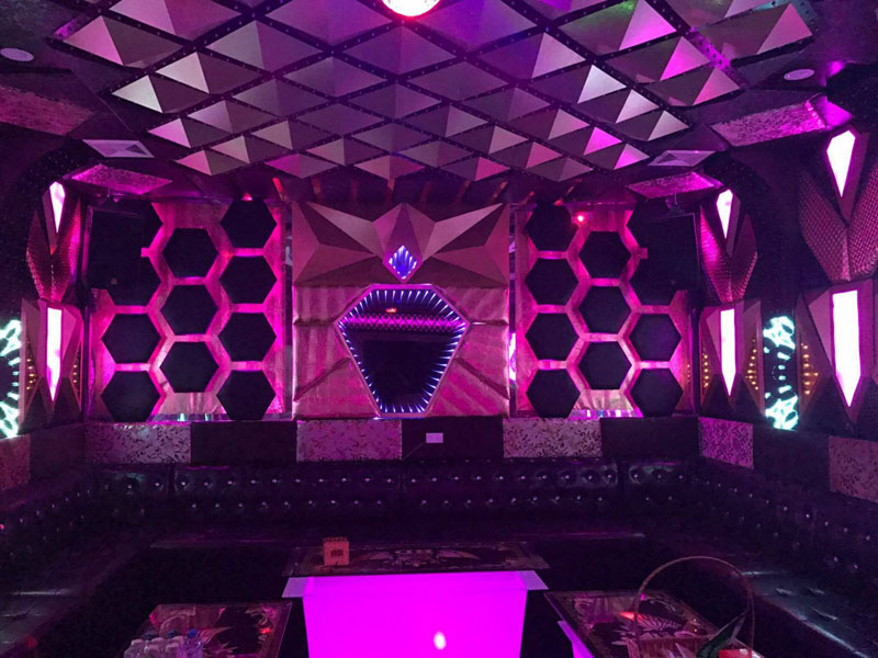 Thiết kế phòng karaoke tại Vĩnh Phúc 14