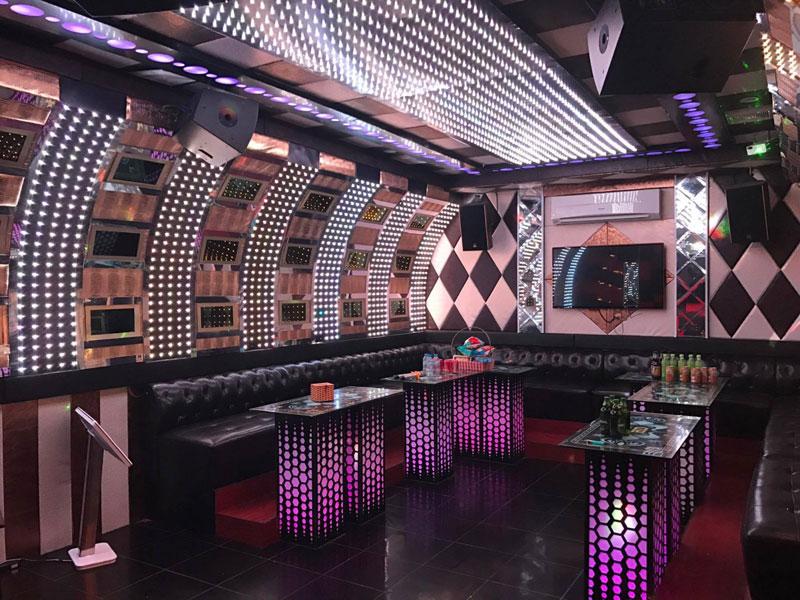 Thiết kế phòng karaoke tại Vĩnh Phúc 16