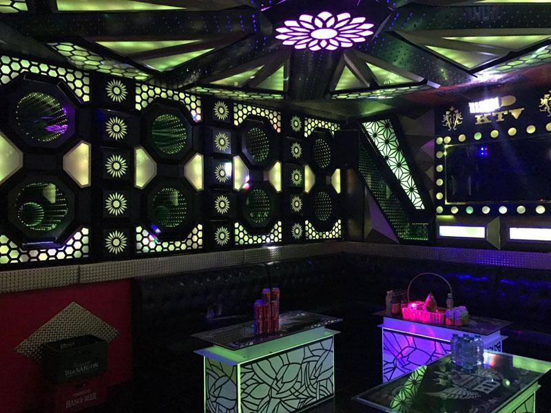 Thiết kế phòng karaoke tại Vĩnh Phúc 17
