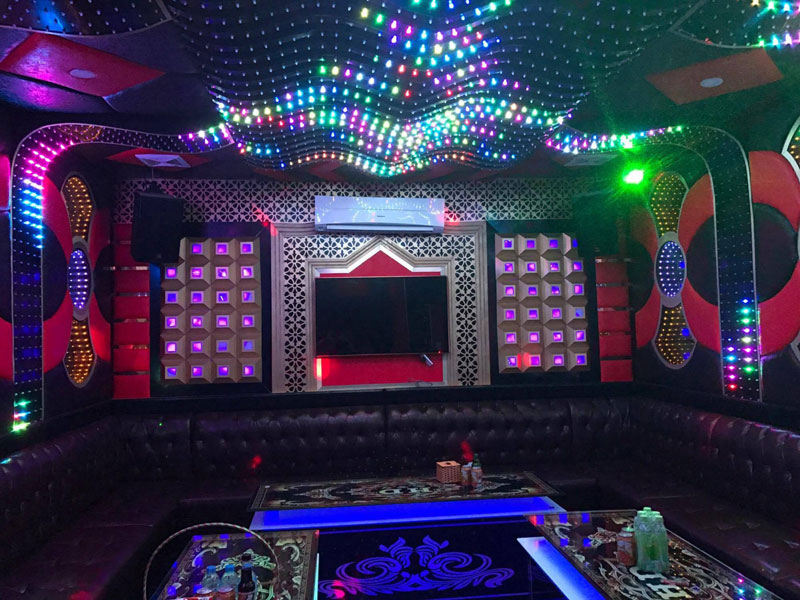 Thiết kế phòng karaoke tại Vĩnh Phúc  4