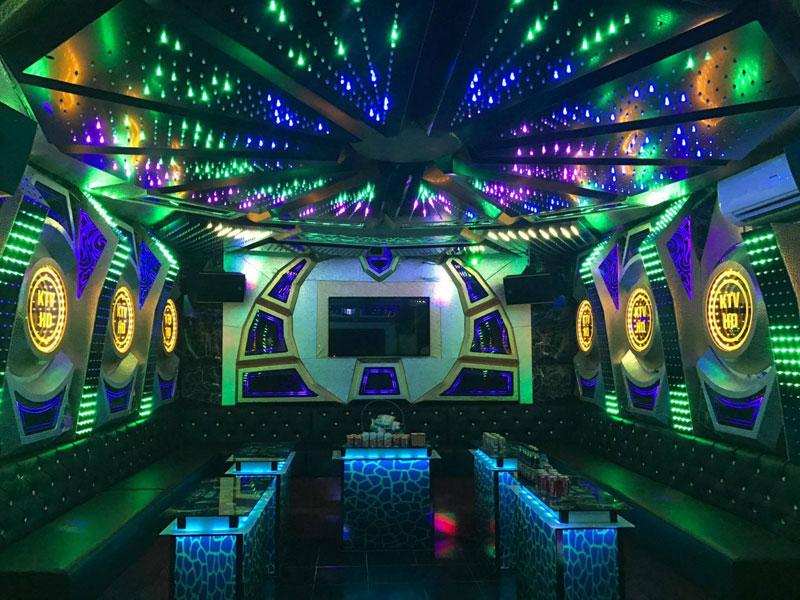 Thiết kế phòng karaoke tại Vĩnh Phúc 5