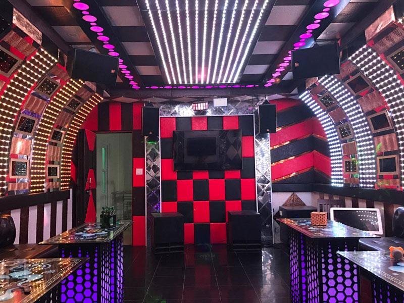 Thiết kế phòng karaoke tại Vĩnh Phúc 6