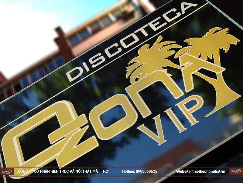 thiết kế thi công quán bar qzona vip1