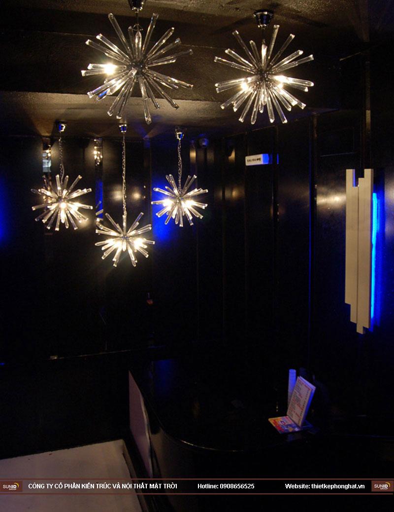 thiết kế thi công quán bar qzona vip2