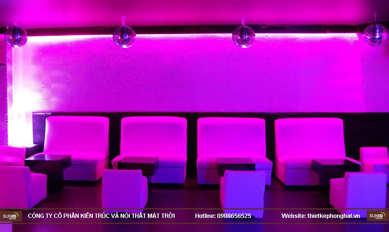thiết kế thi công quán bar qzona vip20
