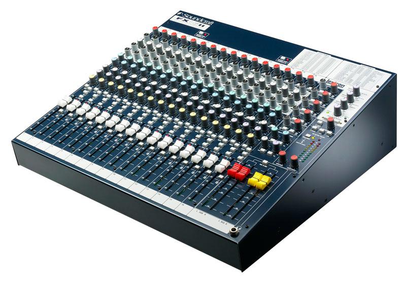 chọn mixer cho dàn karaoke gia đình