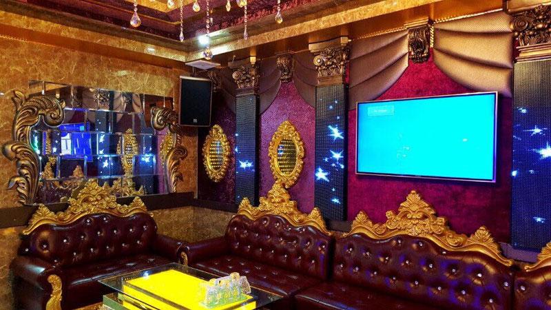 phào chỉ phù điêu trang trí nội thất karaoke 3