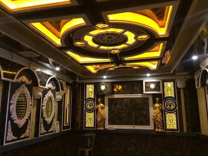 phào chỉ phù điêu trang trí nội thất karaoke 4