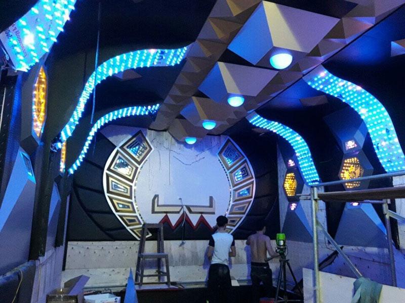Thi công karaoke bền đẹp tiết kiệm