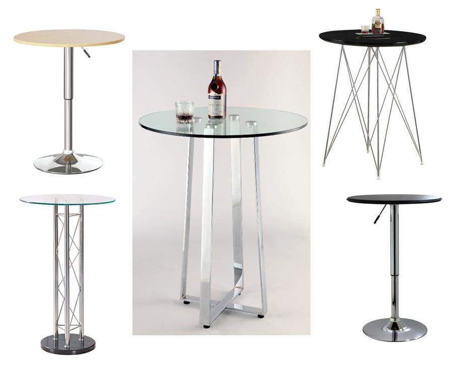 chọn bàn cho quán bar vũ trường