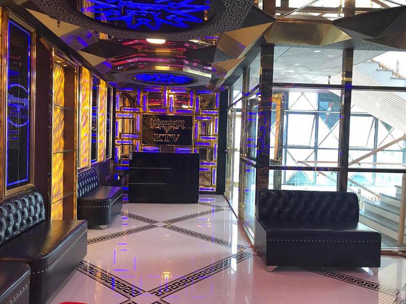 Làm quán bar kết hợp karaoke ảnh 11