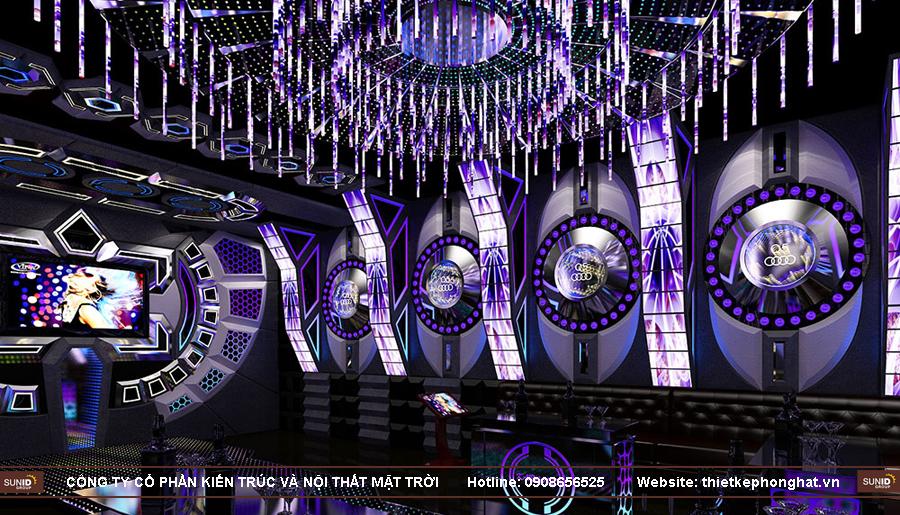 mẫu karaoke hiện đại 2018 ảnh 20
