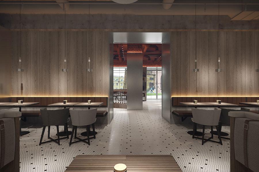 ý tưởng thiết kế quán cafe bar sang trọng ảnh 18
